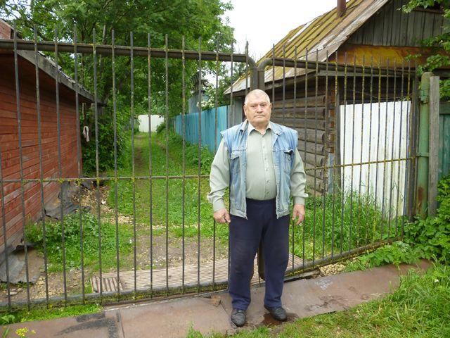 Ворота ¦3, на берегу Оредежа