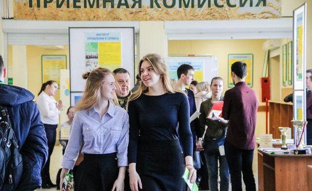 День открытых дверей в СПбГАУ (22)
