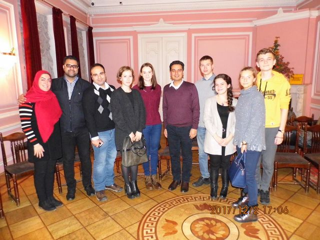 Интернациональная языковая группа