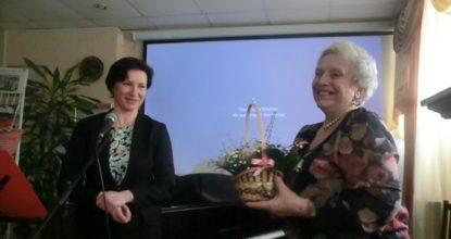 Марина Дозморова и Светлана Спиридонова