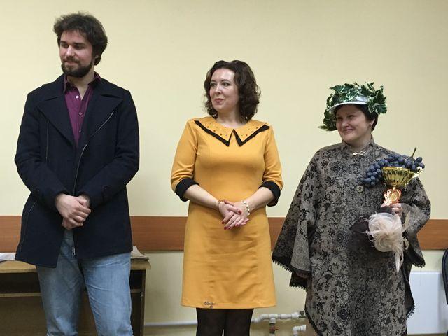 Погодин, Петрова, Колбенева