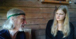 Юрий В. Антонов и Таисия Павелионис