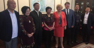 делегация из Китая