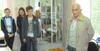 Музей в Военном городке Сиверский