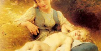 Образ матери