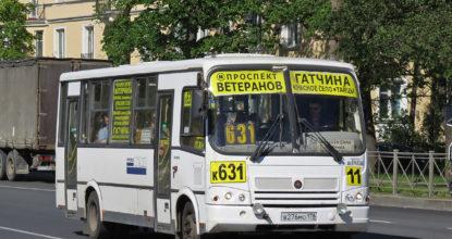631 автобус