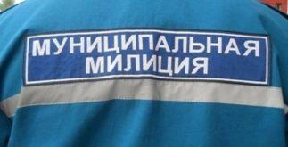 Муниципальная милиция