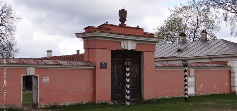 Дом станционного смотрителя