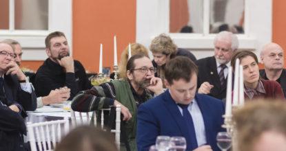 Пётр Бабенко на космическом форуме