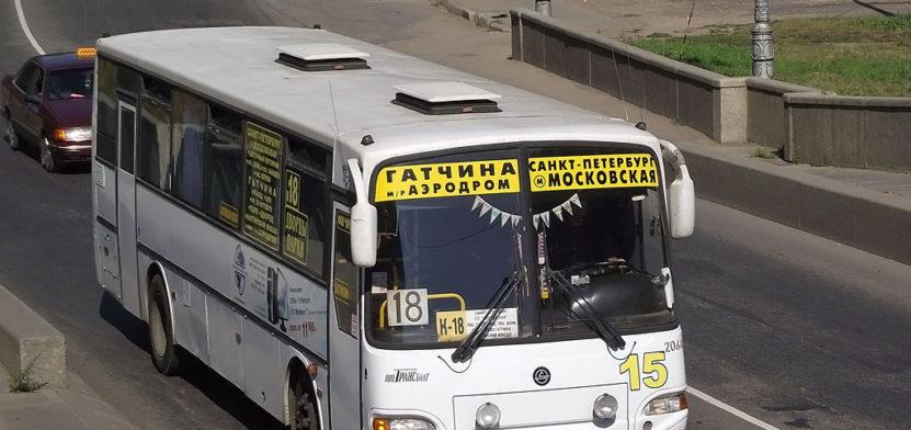 Автобус 18 К