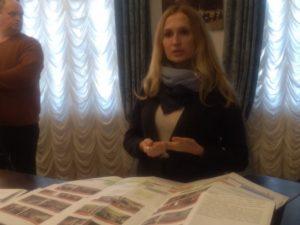 Леся Колесникова