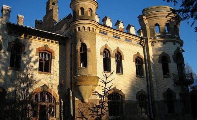 Елисеевский замок