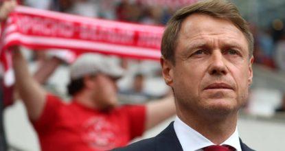 Тренер Спартака