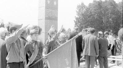 Памятник малолетним узникам в Вырице