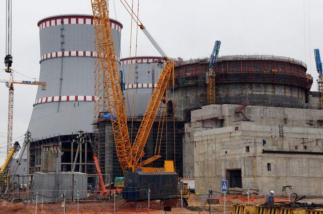 Стройка новой очереди ЛАЭС