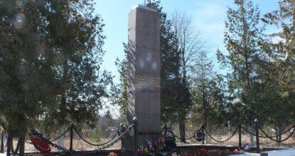памятник детям-узникам в Вырице