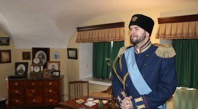 Александр III (Николай Некрасов - экскурсовод)