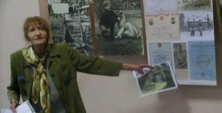 Открытие выставки Семёноав
