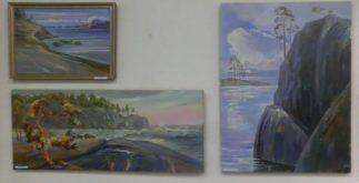Выставка в ингербурге Г. Садомовского