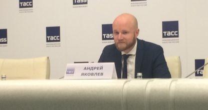 Андрей Яковлев - главный рыбак