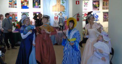 Открытие музея в Войсковицах