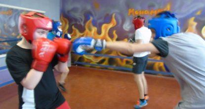 Александр Крылов - бокс