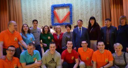 Молодые избиратели из Сяскелево