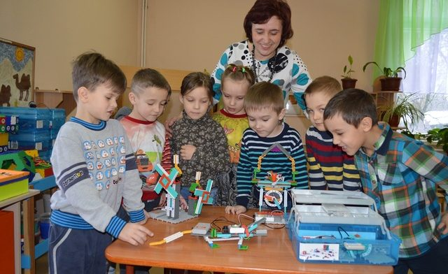 Войсковицкий детский сад