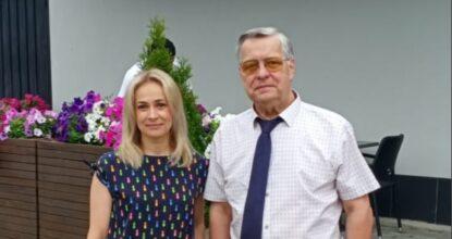 Олеся Фёдорова, Валерий Коваленко
