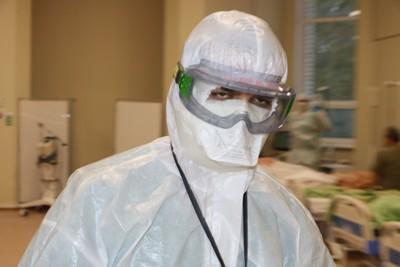 Фатхиддин Шоев, врач-анестезиолог-реаниматолог