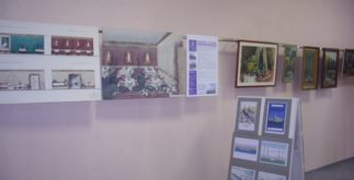 Выставка художника анатолия семёнова в Вырице