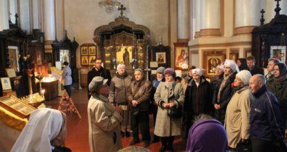 Церковь - экскурсия
