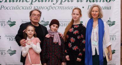 Александр Адабашьян и дети