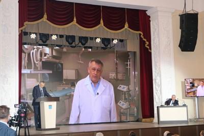 Александр Дрозденко на экране
