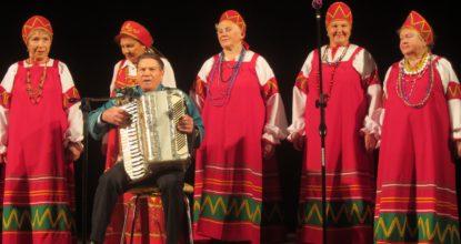 Войсковицкий хор
