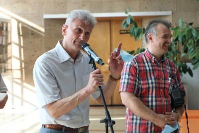 Виталий Филоненко и Сергей Пвлов