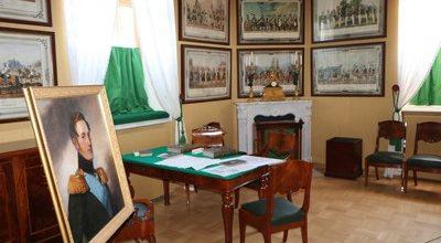 Малый кабинет после реставрации