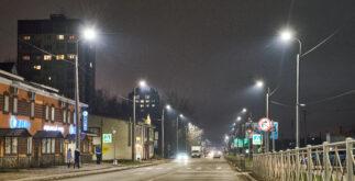 Новое экологичное освещение в Гатчине - 3