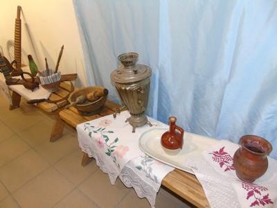 Новые экспонаты Войсковицкого музея