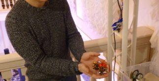 Рождественские шишки в Рождествено