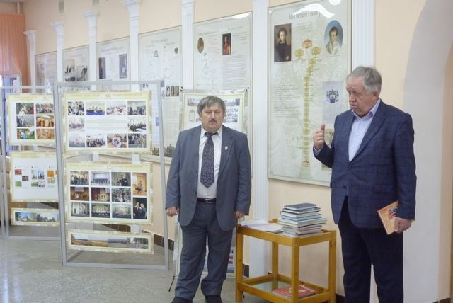 Николай Иевлев и Олег Мартынов
