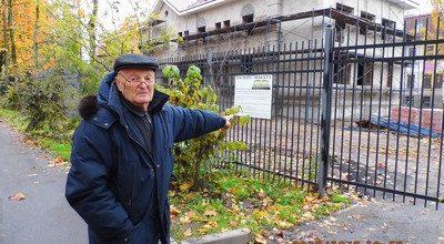 Реконструкция детского сада на ул. Достоевского