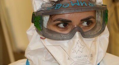 Рита Ефимова, медсестра