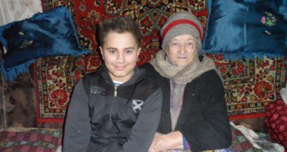 Сергей Янись и М.А Ржеуцкая