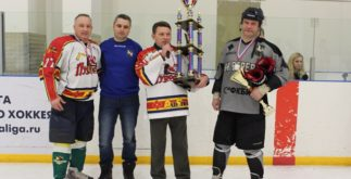 Кубок Гатчинского района по хоккею