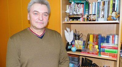 Виктор Шестак в редакции
