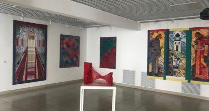 Выставка Н. Косьянковской