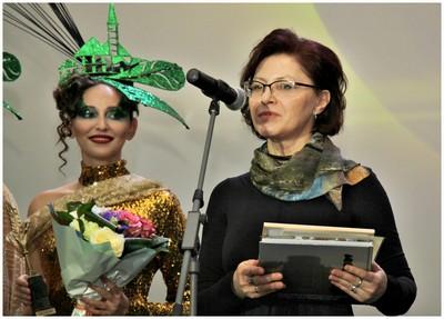 """Юлия Лысанюк, журналист - первая победительница конкурса """"Кадр в разрезе"""""""