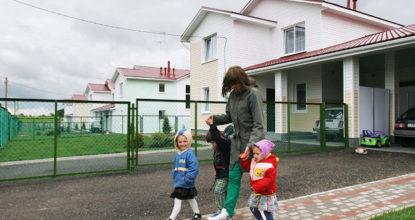 Городок Надежда в Войсковицах