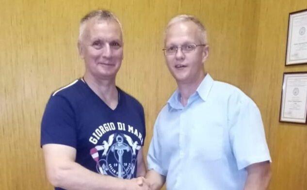 Покровский и Тихомиров